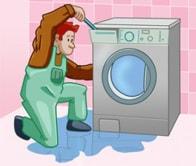 Sửa máy giặt rò nước