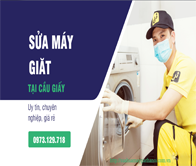 Công Ty Sửa Máy Giặt Tại Cầu Giấy Uy Tín Giá Rẻ