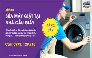 Thợ Sửa Máy Giặt Tại Cầu Giấy Uy Tín Giá Rẻ