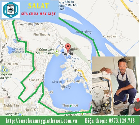 sua-may-giat-tai-tay-ho: Dịch vụ sửa máy giặt tại các tuyến phố thuộc quận Tây Hồ