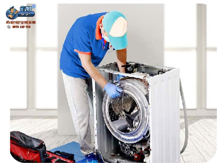 Thợ sửa máy giặt tại nhà Hai Bà Trưng
