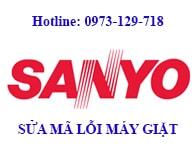 Tổng hợp bảng hướng dẫn mã lỗi máy giặt Sanyo invester nội địa- cách sửa