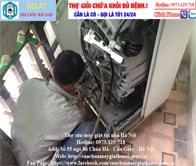 Hướng dẫn sửa mã lỗi máy giặt lg nhanh chóng và hiệu quả