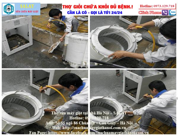 Sửa máy giặt tại nhà Thanh xuân