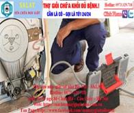 Hướng dẫn cách sửa lỗi máy giặt không quay hiệu quả nhất