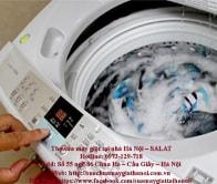 sửa lỗi thời gian của máy giặt