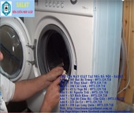 Hướng Dẫn Sửa Máy Giặt Samsung Báo Lỗi DE