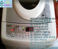 Hướng dẫn sửa lỗi máy giặt Toshiba báo lỗi E23
