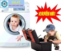 Chương Trình Khuyến Mãi Sửa Chữa Bảo Dưỡng Máy Giặt Mùa Thu Vàng 2016