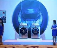 Đâu là nguyên nhân tập đoàn Samsung thu hồi 2,8 triệu máy giặt cửa trên ?