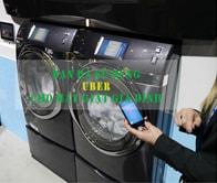 """Bạn đã từng nghĩ sử dụng """"Uber cho máy giặt gia đình"""" để kiếm tiền?"""