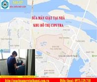 Sửa máy giặt tại nhà Khu đô thị Ciputra chuyên nghiệp