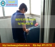 Sửa máy giặt tại nhà Ngọc Hà giảm giá đến 50%