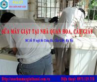 Sửa Máy Giặt Tại Nhà Quan Hoa Uy Tín Chất Lượng Nhất