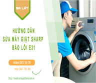 May Giat Sharp Bao Loi E31