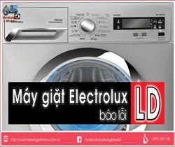 Máy Giặt Electrolux Báo Lỗi LD