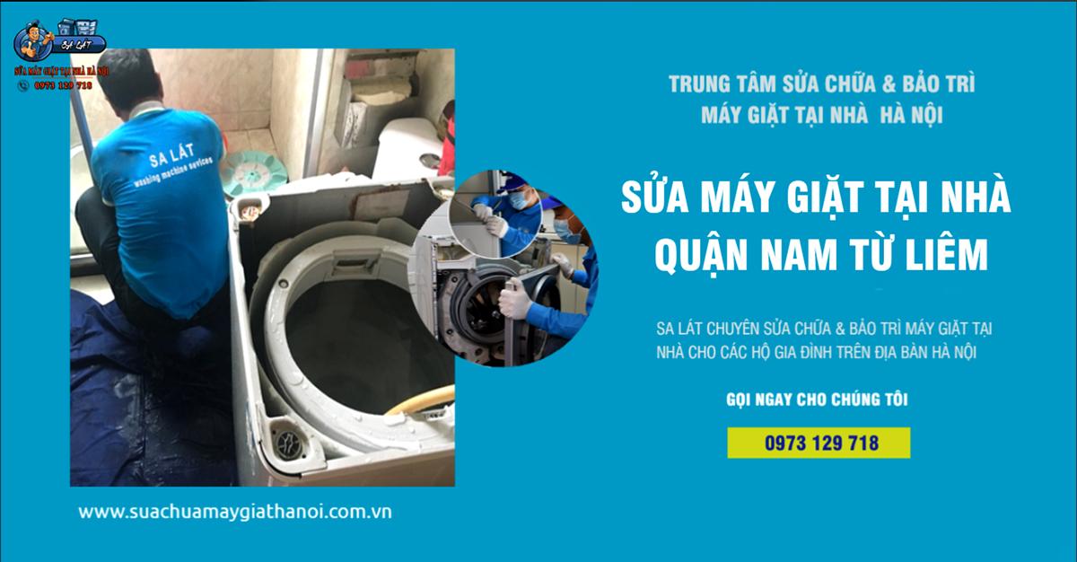 Dịch vụ sửa máy giặt tại nhà Nam Từ Liêm