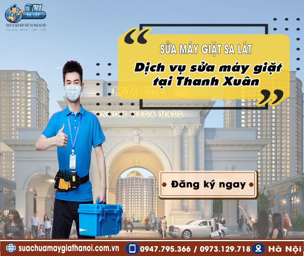 Sua May Giat Tai Nha Thanh Xuan