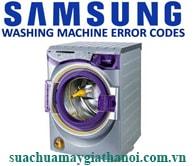 101 Sửa Mã Lỗi Máy Giặt Samsung