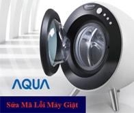 Sửa Mã Lỗi Máy Giặt Aqua Invester