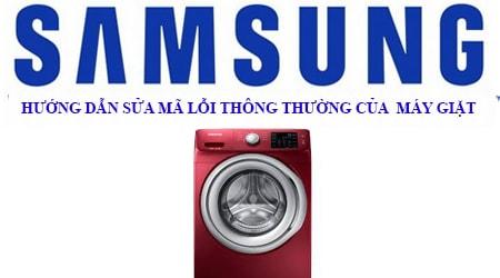 SAMSUNG-sửa mã lỗi máy giặt samsung