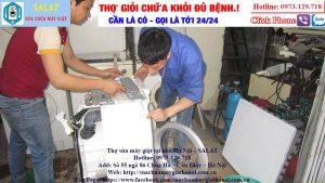 sửa mã lỗi máy giặt samsung