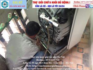 sửa mã lỗi máy giặt lg