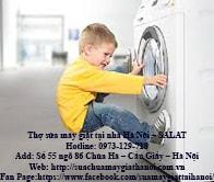Sửa Lỗi Máy Giặt Không Mở được Cửa