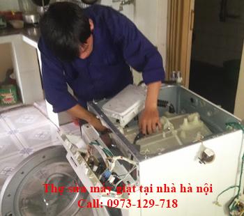 sửa máy giặt Daewoo