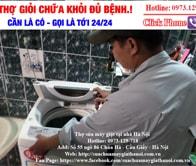 Hướng Dẫn Sửa Mã Lỗi Máy Giặt Sharp Như Chuyên Gia