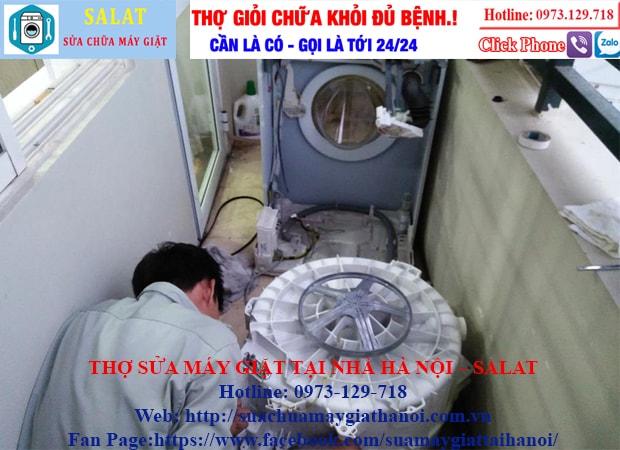 sửa máy giặt nội địa Nhật Bản