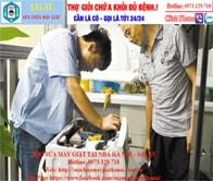 Sửa Máy Giặt Tại Nhà Xuân Đỉnh Uy Tín, Giá Rẻ Có Mặt Sau 15 Phút