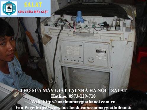 Sửa máy giặt tại nhà Xuân La Tây Hồ