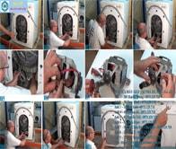 Hướng Dẫn Cách Sửa Máy Giặt Samsung Báo Lỗi 3E- Máy Giặt Không Quay