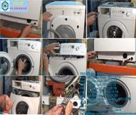 Hướng Dẫn Sửa Máy Giặt Samsung Báo Lỗi TE Hoặc HE