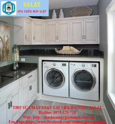 Đo kích thước của máy giặt có phù hợp với không gian nhà bạn định đặt không: