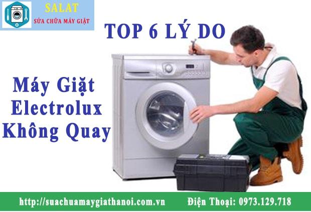 electrolux-min: 6 lý do máy giặt Electrolux không quay