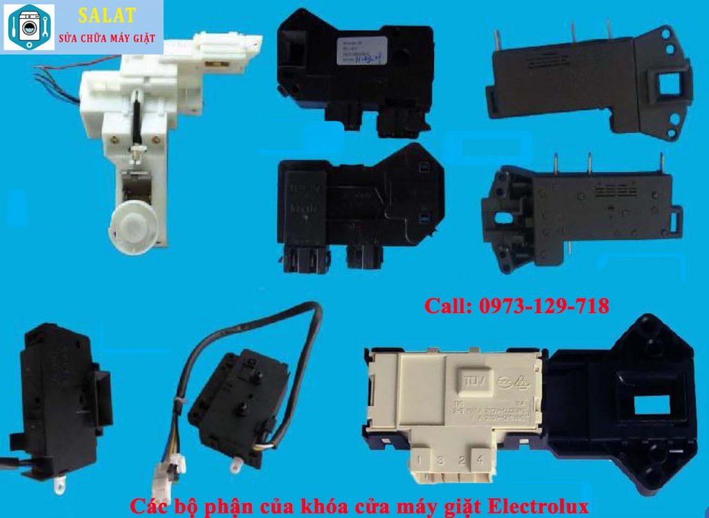 các bộ phận của cửa máy giặt Electrolux