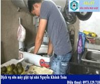 Sua May Giat Tai Nha Nguyen Khanh Toan: Sửa Máy Giặt Tại Nhà Nguyễn Khánh Toàn