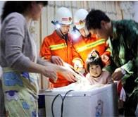 9 Trường Hợp Trẻ Em Bị Mắc Kẹt Trong Máy Giặt, Khiến Bố Mẹ Dựng Tóc Gáy