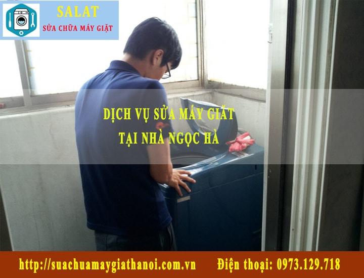 sua-may-giat-tai-nha-ngoc-ha: Ảnh thợ sửa máy giặt tại nhà Ngọc Hà