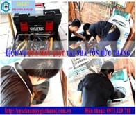 Sua May Giat Tai Nha Ton Duc Thang: Ảnh Thợ Sửa Máy Giặt Tại Nhà Tôn Đức Thắng