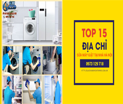 Dia Chi Sua May Giat Uy Tin Tai Ha Noi