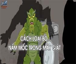Loai Bo Nam Moc Trong May Giat