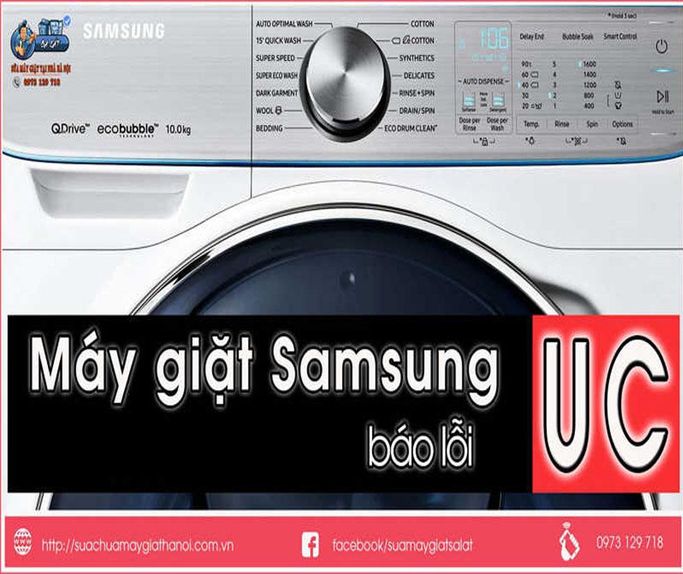 May Giat Samsung Bao Loi Uc